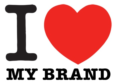 I love my brand