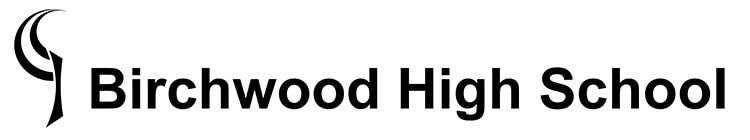 New Birchwood High School branding design