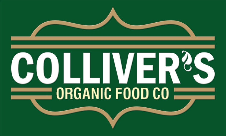 Branding Design for Colliver's Organic Food