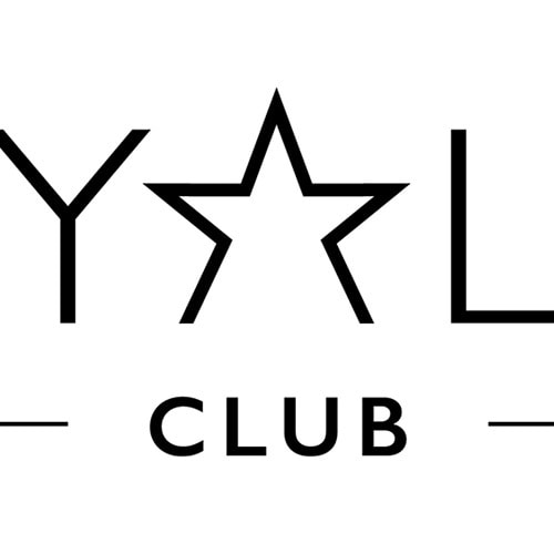 Dream Lodge Promotions Design Loyalty Club Logo in Black and White Thumbnail