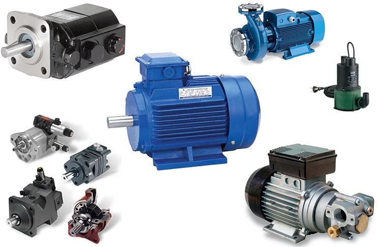 Branding Design research of pumps for Fluid Power Net
