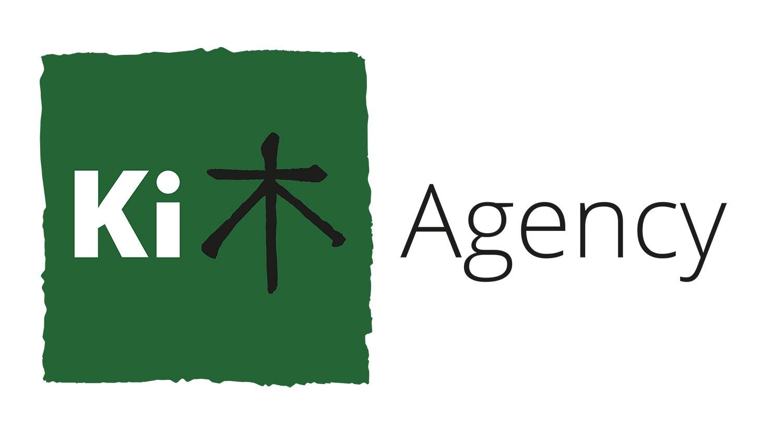 Logo design for Ki Agency