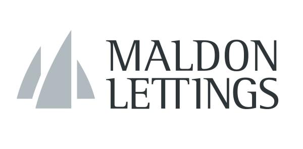 Maldon Lettings Branding Design landscape Logo