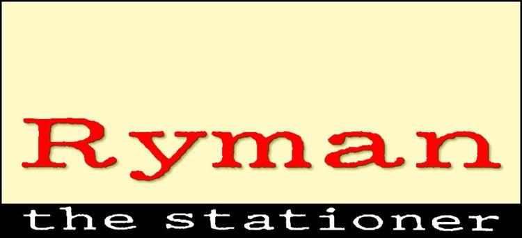 Ryman branding design