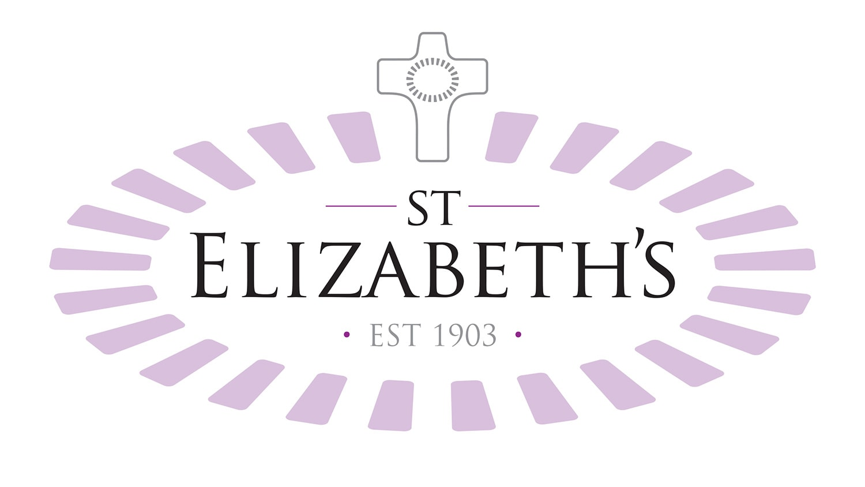 St Elizabeths with cross branding design