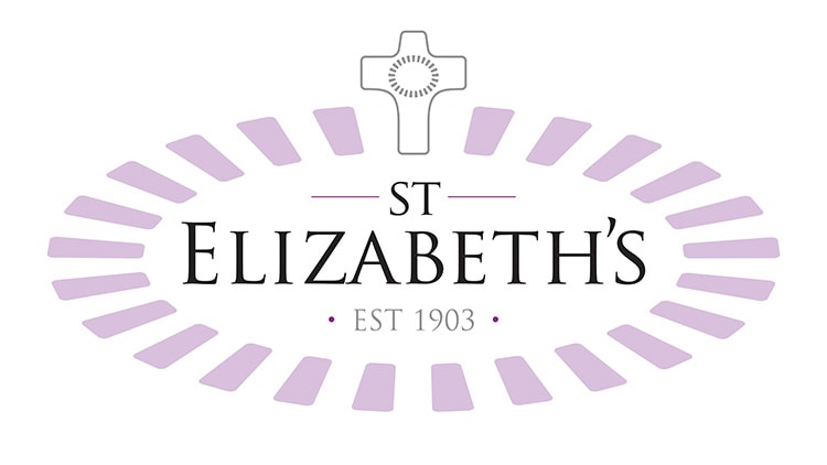 St Elizabeths with cross branding design