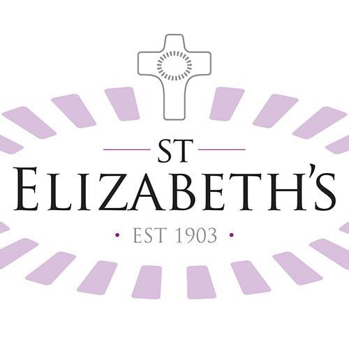 St Elizabeths with cross branding design Thumbnail