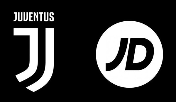 JD Sports inspiration for fan-made Juventus logo