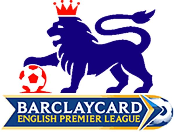 2001 - 2004 Barclaycard English Premier League Logo