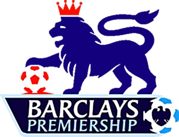 2004 Renamed Barclaycard Premiership Logo