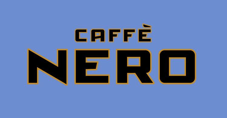 Caffè Nero logo design