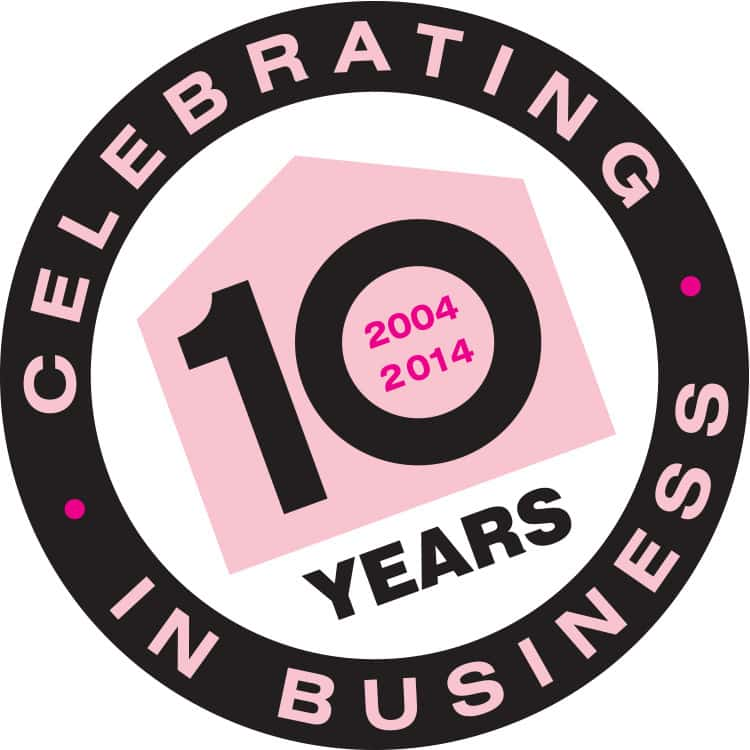 David Lee Estates Brand Design 10 years Logo Design