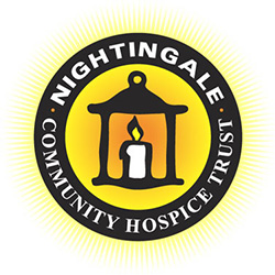 The Nightingale Community Hospice Trust Logo Headshot