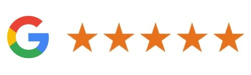 Right Angle Creative 5 Star Google Rating