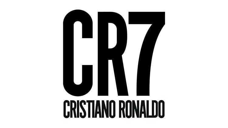 Cristiano Ronaldo CR7 branding design