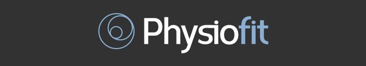 Vinery road studios Physiofit logo design