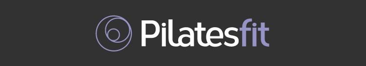 Vinery road studios Pilatesfit logo design