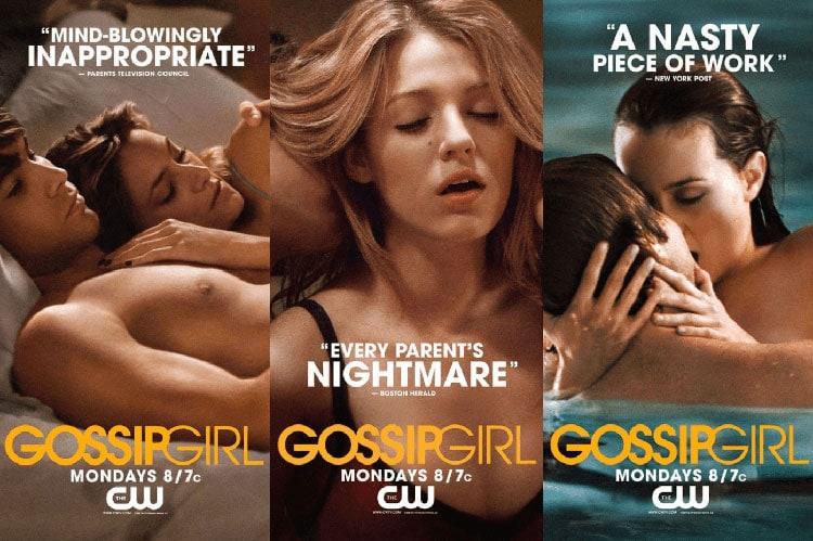 Gossip girl review