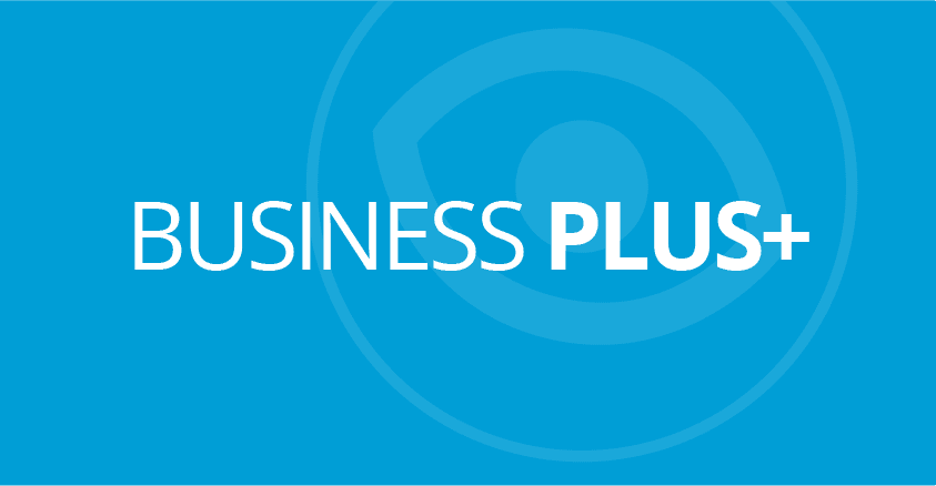 Right Angle's business plus branding packaging logo